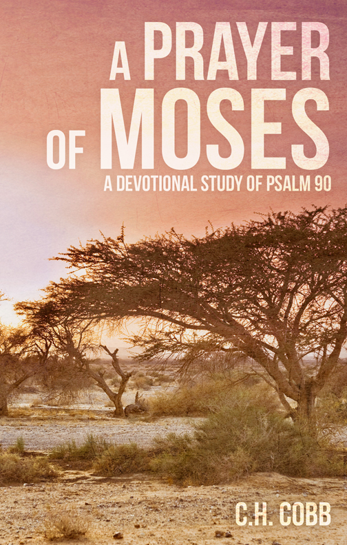 Book cover for A Prayer of Moses